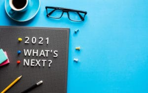 What are your goals for 2021?